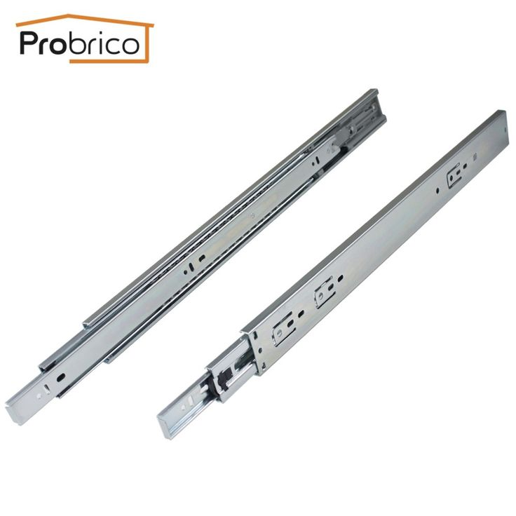 Probrico 5 Pair 20 Quot Soft Close Ball Bearing Drawer Rail