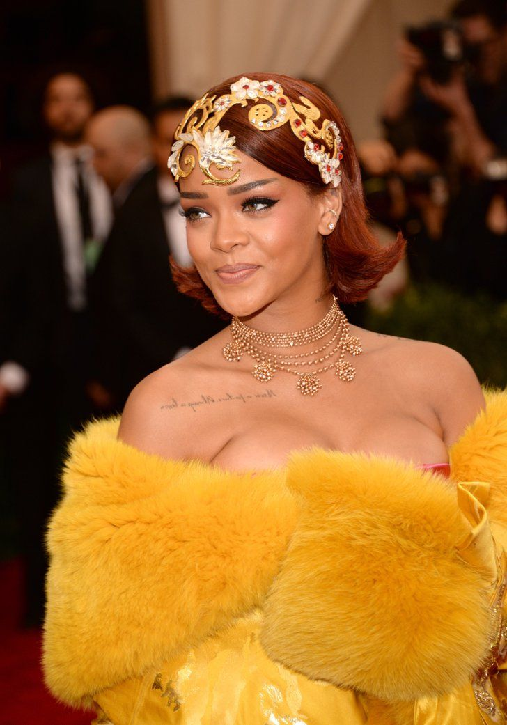 Pin for Later: Zoom In on Every Gorgeous Hair Accessory From the Met Gala