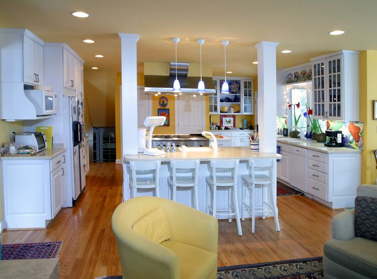 81 best bi level homes images on pinterest split level for Remodeling a split level home