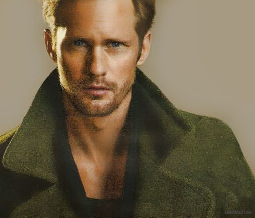 Eric from True Blood. So Nordic and yummy. I just love him!!