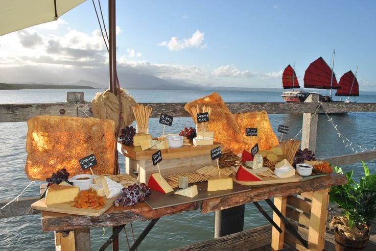 A bit of cheese with the view