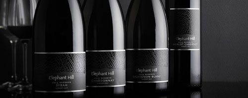 The Reserves are exceptional wines only made if the growing season, the grapes and the resulting wine match up to Elephant Hill Reserve quality.