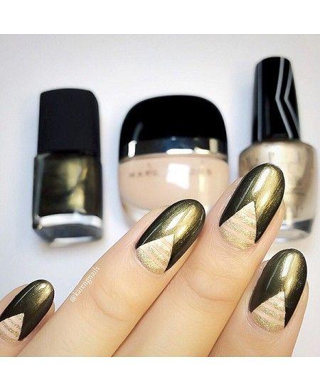 98 best selfie nails & nail art design tutorial video gallery by ... - Designer Leuchten Extravagant Overnight Odd Matter