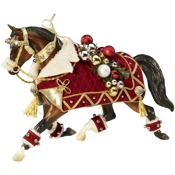 The Breyer Horse Holiday Collection