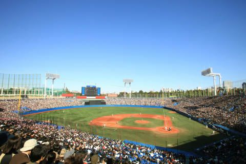 Tokyo Yakult Swallows Schedule & Tickets for Jingu Stadium - 0