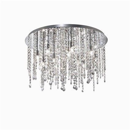 Ideal Lux mennyezeti lámpa - ROYAL PL12