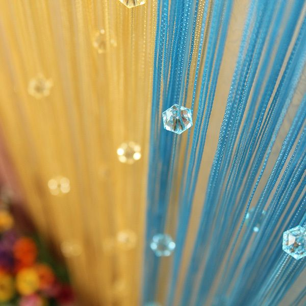 Купить товарЛиния кисточкой строка чистый занавес окна панель перегородка занавес валанс строка занавес двери в категории Шторына AliExpress.             100% новый и высокое качество.                 Шарик линии полотна для добавления стиля в любое окно и