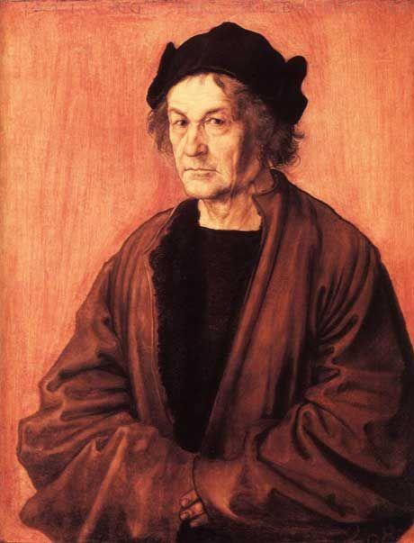 Albrecht Dürer: Dürer's Father at 70