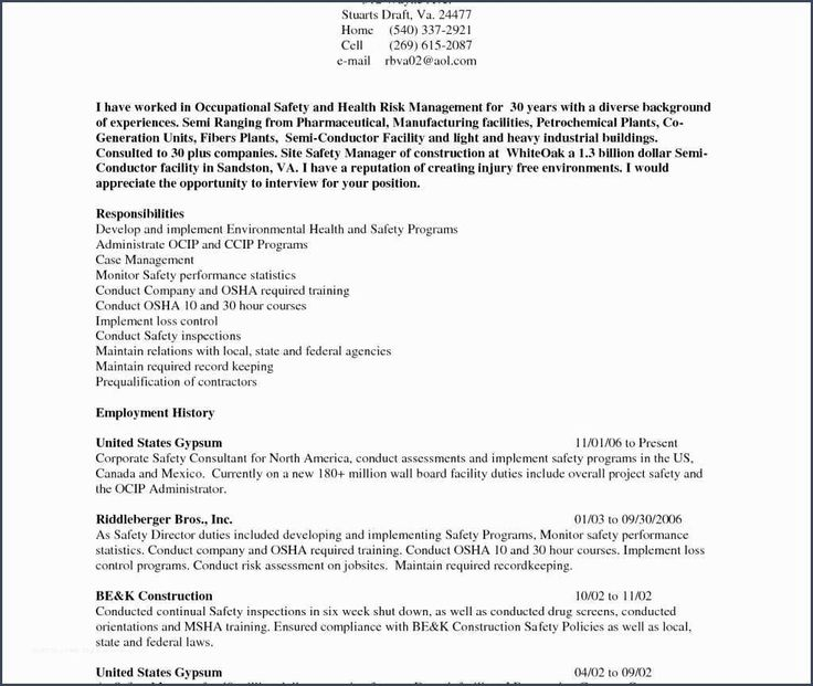 referencefacilities coordinator cover letter