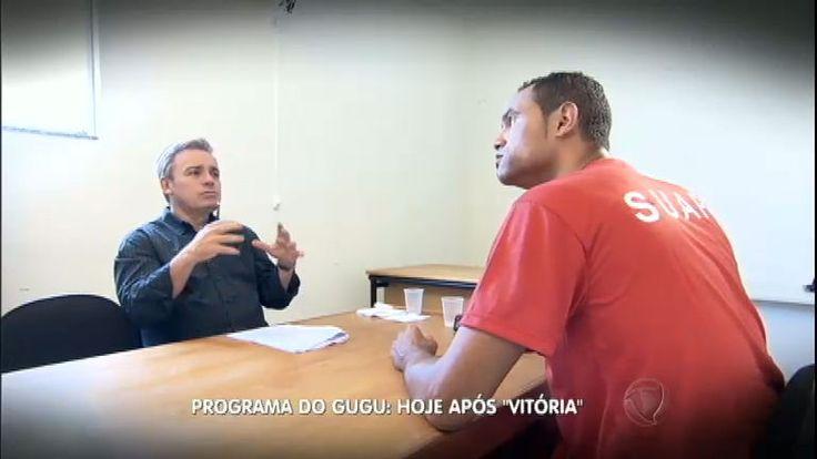 Em entrevista a Gugu, goleiro Bruno faz revelações inéditas - Vídeos - R7