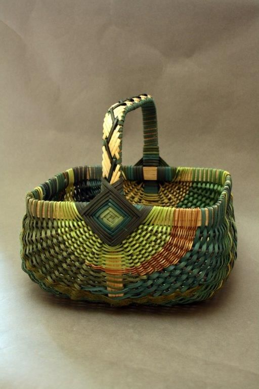 Cabbage Kale Kohlrabi - Learn from Anne Bowers at the 2014 Stowe Basketry Festival!