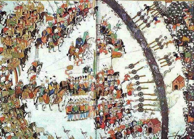 Avrupa'da Osmanlı Savaşları