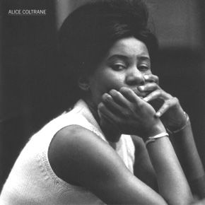 "Alice Coltrane. ""Divine music is one of the highest mercies extended to us by God.  It is as powerful as prayer itself.  The potency of sacred music has in certain instances superceded the curative properties of medicine, mantra, and affirmations.  This is due to the heart's principle of love, purity, and innate receptivity.  Often, the mind that knows the use of recitation and affirmations, at times has found that little value results when it exhaustedly abandons the constant repetition."""