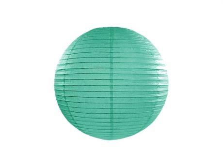 Papperslykta Rislampa Mintgrön