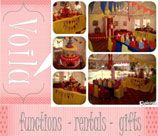 {Voila} Functions @ Y2K - Pretoria, create a memorable event for any kids parties, private/corporate functions/Birthday's and all weddings & baby showers with your budget