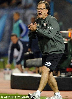Marcelo bielsa was described by pep guardiola as one of the best coaches in the world.