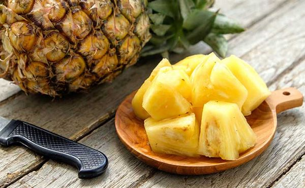 Nutritional Facts and Powerful Health Benefits of Pineapples