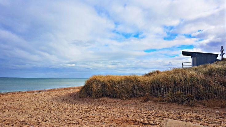 Les plages du débarquement - Normandie