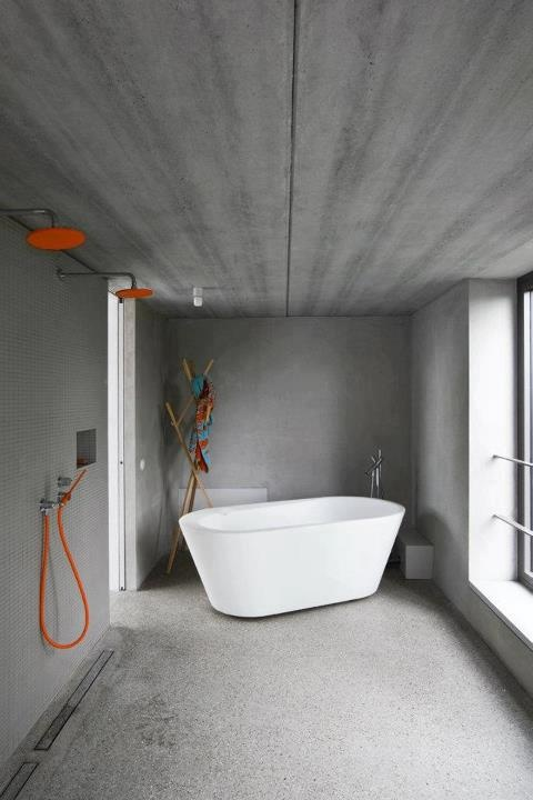 Minimalist Bathroom Pinterest : Minimalist bathroom banho