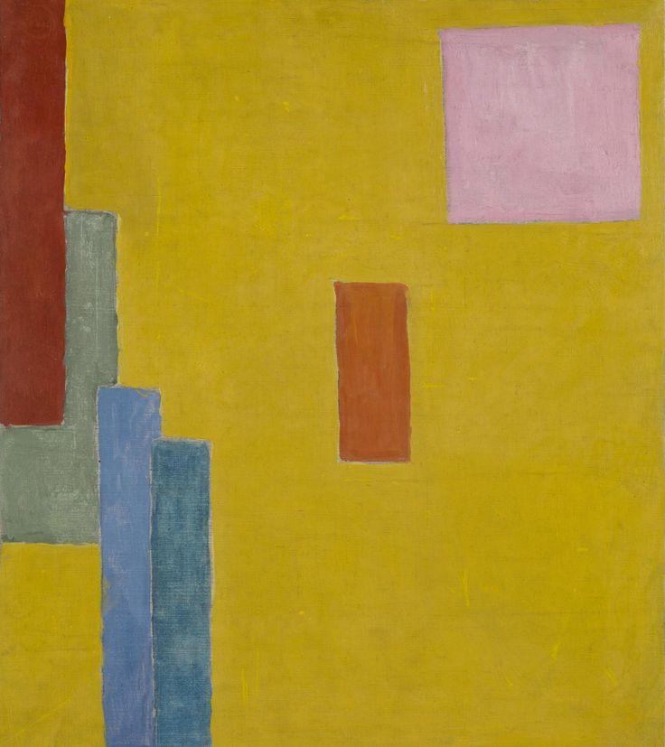 Vanessa Bell, 'Abstract Painting' circa 1914