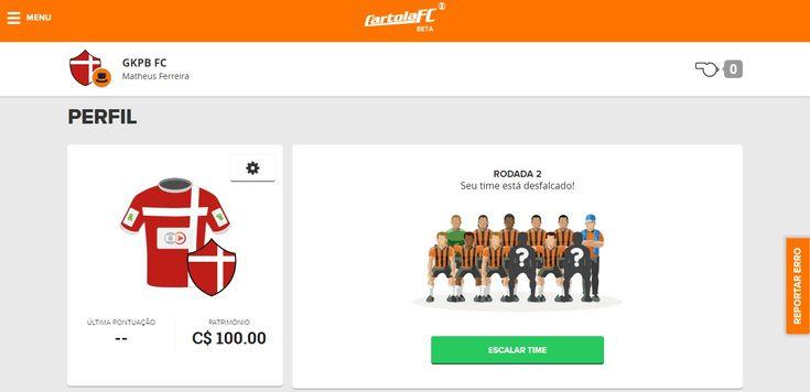 Globo anuncia redesign completo do game Cartola FC - EExpoNews