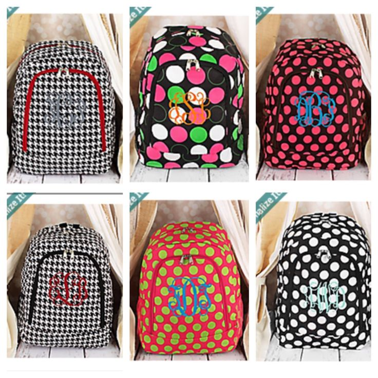 Backpack, Bookbags, personalized backpacks, monogrammed backpack, for kids, backpack for kids, back to school, school backpacks, for girls by IAmCreationsbyIvy on Etsy https://www.etsy.com/listing/263683086/backpack-bookbags-personalized-backpacks
