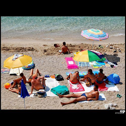 Beach People (Italian Summer - New Series) | Osvaldo_Zoom