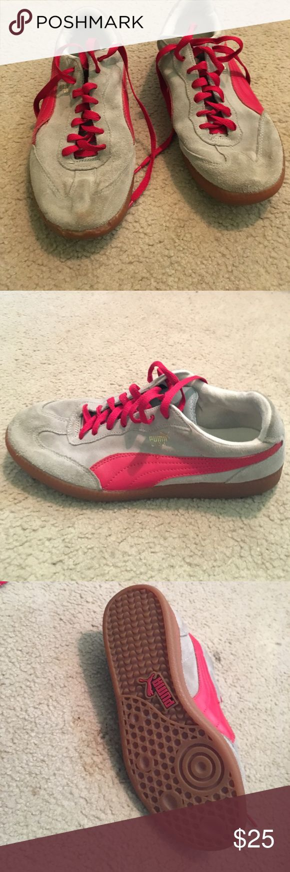 Puma Liga Suede Comfortable shoes to wear Shoes Sneakers