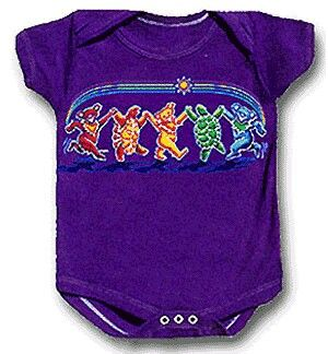 19 best images about Grateful Dead Kids Clothes on Pinterest