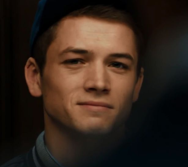 Kingsman Taron Egerton | follows the story of a veteran secret agent that takes a young upstart ...
