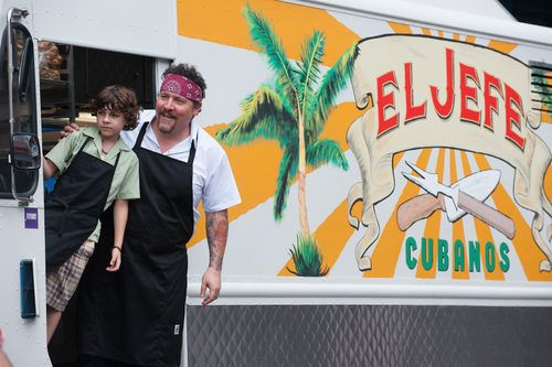 Here Are New Photos from Jon Favreau's Chef Movie - Food on Film - Eater National