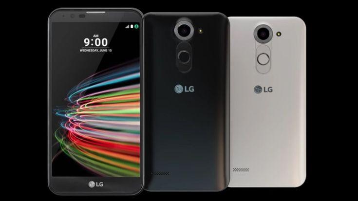 LG планирует расширить линейку X, выпустив новую модель X Fast