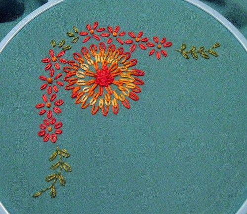 (via embroidery / #embroidery)