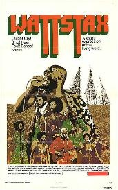 1973 - Wattstax - Isaac Hayes, Richard Pryor and Albert King directed by Mel Stuart