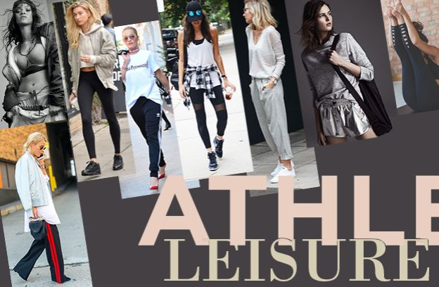 Athleisure style is here to stay