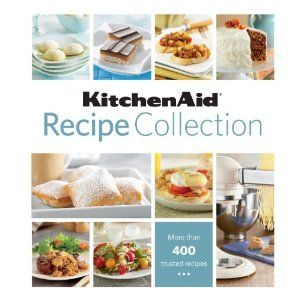 The KitchenAid Recipe Collection features more than 400 recipes from one of the most trusted names in cooking.