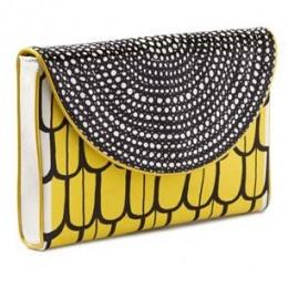 Marimekko Clutch bag by Virva Launo