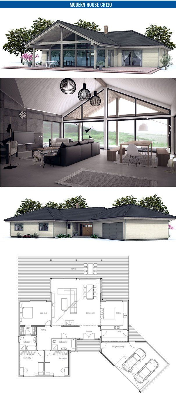 Awesome 17 Best Ideas About Small House Plans On Pinterest Small House Inspirational Interior Design Netriciaus