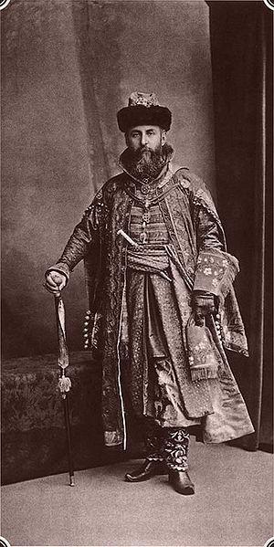 Bobrinsky Aleksey Aleksandrovich / граф Бобринский Алексей Александрович (1852 - 1927)