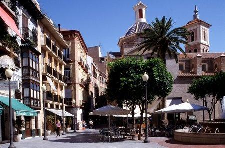 Plaza de las Flores, Murcia