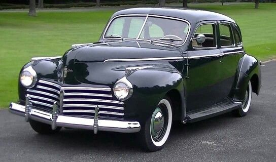 1941 Chrysler Royal 4-Door Sedan