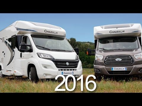 Camping Car Profilé 4 Places : Camping Car 510 Chausson