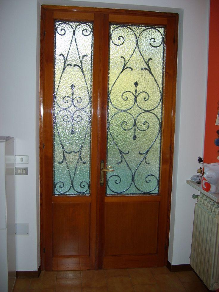 Nostre realizzazioni | Portoncino in Pvc e finestre bianche | °°° INFIX® Verona Vendita Serramenti Legno Pvc ,Porte Interne .