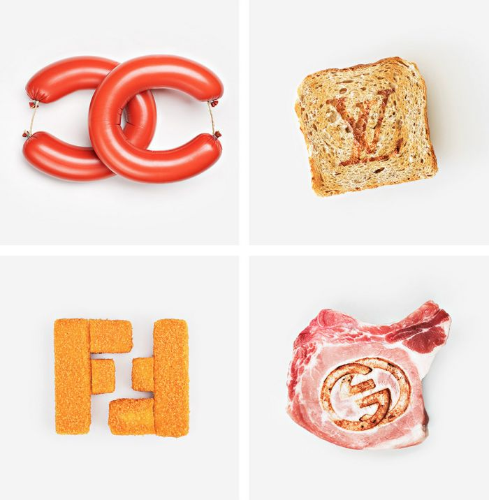Linus Morales Fotoprojekt Luxus Logo Food | Interview
