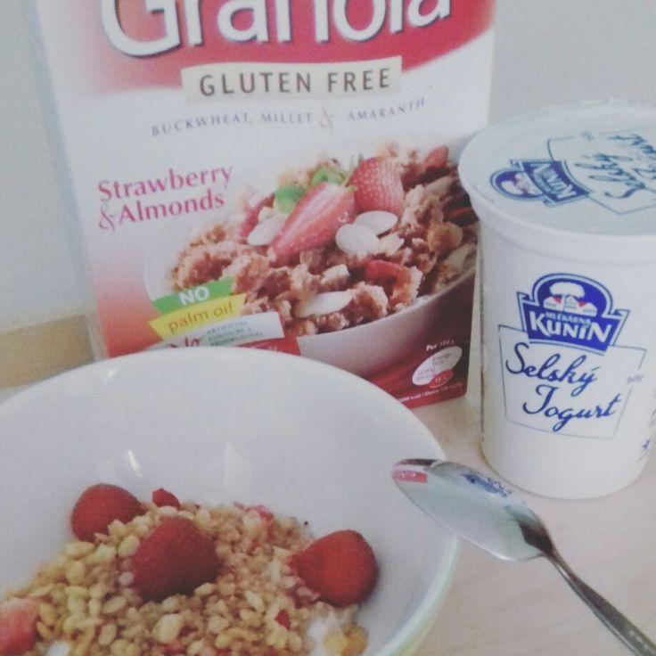 Úžasná bezlepková snídaně ❤