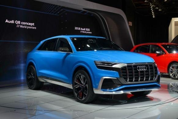 2020 Audi Q7 Rumors Audi Q7 Audi Mercedes Benz Gle