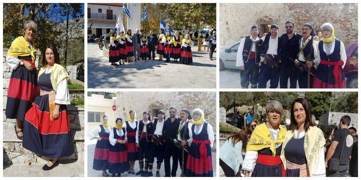 Τιμή στους πεσόντες, εθελοντές Μανιάτες στην Κρητική Επανάσταση 1866 - 1869  #mani #crete #cretanrevolution #volunteers #celebration #heroicdeath #tradition  https://goo.gl/TS9DeO https://goo.gl/rCJ3aj