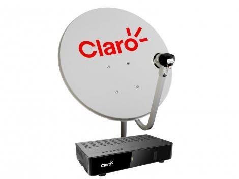 Kit Antena Parabólica Digital Claro TV Livre com as melhores condições você encontra no site do Magazine Luiza. Confira!