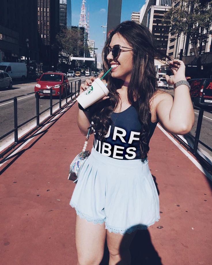 """4 curtidas, 2 comentários - Karina Ferreira (@karinaferreirablog) no Instagram: """"E quando você se apaixona por uma foto que fez na avenida paulista? Foi essa!  muito…"""""""