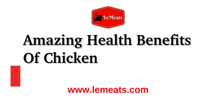 The Health and Nutrition benefits of chicken include its good supply of protein content, best supply of essential vitamins and minerals, benefits in losing weight, blood pressure control, cholesterol control, and a reduced risk of cancer. Chicken is the most common type of poultry in the world. Chicken soup, chicken chili, chicken breast on salad, chicken in almost any form is good for your health.  http://meatbusaqib.blogspot.in/2017/05/health-benefits-nutrition-facts-of.html